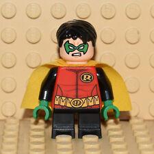 Minifigura Lego Robin SH091 - Original 76013 DC Comics Super Heroes