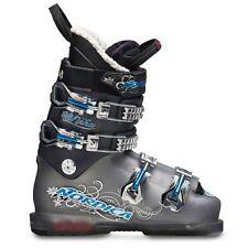 $599 Nordica La Nina Womens Ski Boots, US 6, UK 5, Mondo 24, Smoke