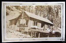 Volcano CA~1930  Volcano Cabin ~ Kamera-art Photo
