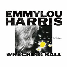 EMMYLOU HARRIS - WRECKING BALL: DELUXE EDITION 2CD & DVD SET (April 7th 2014)