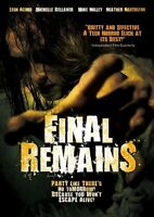 Final Remains (DVD, 2009) - New