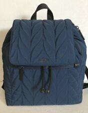 New Kate Spade New York Ellie Large Flap Nylon Backpack handbag Nightcap