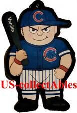 MLB Chicago Cubs Baseball Lil Sports Brat Air Freshener Souvenir Collectible