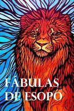 Fabulas de Esopo : Easop's Fables (Galician Edition) by Aesop (2015, Paperback)