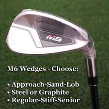TaylorMade M4 Sand Wedge KBS Max 85 Shaft Regular Flex Right Hand