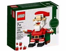 LEGO 40206 SANTA CHRISTMAS SET  BRAND NEW SEALED 2016