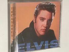 Time Life Elvis Presley 2CD Set Treasures 53-58. Excellent condition. Rare find