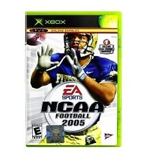 Microsoft Xbox NCAA Football 2005 Game Factory Brand New Sealed original box