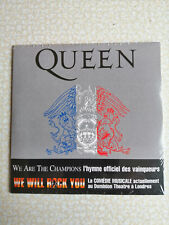QUEEN – WE ARE THE CHAMPIONS - CD SINGLE 2 TRACKS CARD SLEEVE - SEALED!