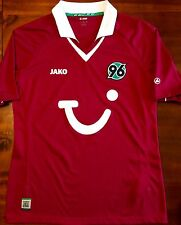 Jako HANNOVER 96 2012/13 Home M Soccer Jersey Football Shirt Trikot Germany
