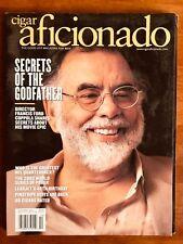 CIGAR AFICIONADO OCT 03 Learjet/ Francis Ford Coppola- Secrets of the Godfather!