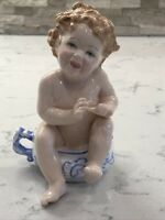 """Vintage Royal Doulton Figurine """"Well Done""""  HN 3362  Issued 1992  RARE & HTF"""