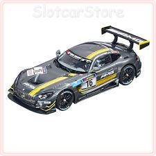 """Carrera Evolution 27531 Mercedes-AMG gt3 """"no. 16"""" 1:32 CAR AUTO"""