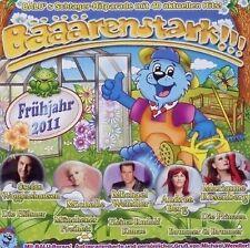 Bäärenstark - Frühjahr 2011 - 2 CDs NEU Andrea Berg Helene Fischer Grubentaler
