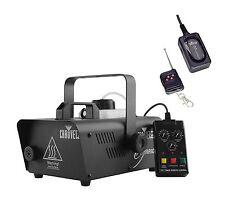 Chauvet DJ Hurricane 1200 H1200 Pro 1L Fog Smoke Machine w/ FC-W Wireless Remote