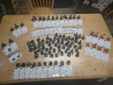 HeroClix Marvel 2013 Amazing Spider-Man carded set with CTD