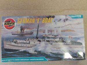 "German ""E"" Boat 1/72 Airfix 10280"