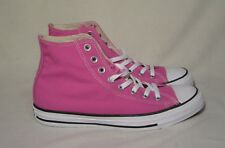 CONVERSE ALL STAR HI-TOP LIGHT PURPLE SNEAKERS WOMENS SIZE 10 / MENS 9 / UK 8