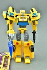 Transformers Cyberverse Adventures Bumblebee Complete Deluxe