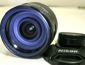 Nikon AF Nikkor 24-120mm F3.5-5.6 D Lens - missing front glass element but works