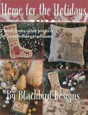 Home for the Holidays by Blackbird Designs cross stitch pattern