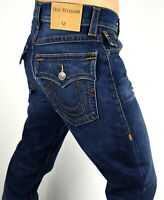 True Religion $179 Men's Rocco Relaxed Skinny Jeans - MDABW822US