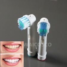 8Pc Whitening Electric Toothbrush Heads Replacement Compatible With Oral B Model