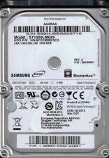 ST1000LM024 HN-M101MBB/SC3 F/W: 2BA30001 P/N: G0803-G94A-A2B6T Samsung 1TB