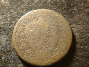 1787 New Jersey Colonial Copper Nice Looking Colonial Copper  SJC