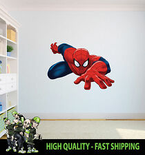 Children's Comic Book Heroes Pictorial Wall Decals & Stickers