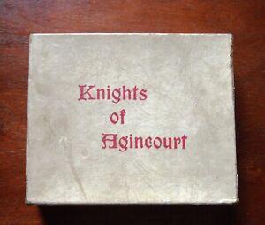Britains Knight of Agincourt #9494 wBox Historical Miniature Selwyn Smith