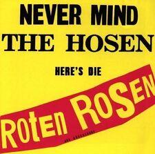 Die Toten Hosen Never mind the Hosen, here's die Roten Rosen (1987) [CD]