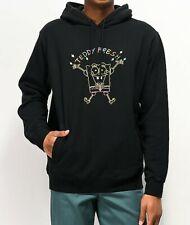 Teddy Fresh X Spongebob Embroidered Hoodie Black any size
