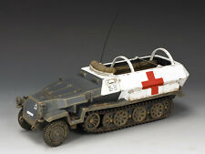 King & Country WH005 German Sd. Kfz. 251 Armoured Ambulance