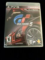 Gran Turismo 5 (Sony PlayStation 3, 2010) PS3