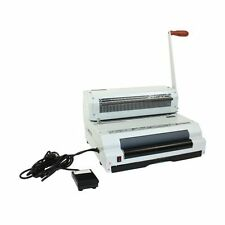 New Akiles Coilmac ECI+ Oval Hole Coil Binding Machine - Free Shipping