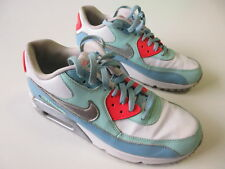 Boy's NIKE 'Air Max 90 GS' Sz 7 US Shoes Runners Near New | 3+ Extra 10% Off