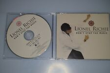 Lionel Richie – Don't Stop The Music CD-Single promo