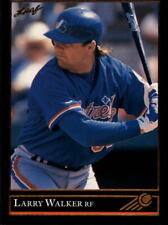 1992 Leaf Baseball Series 1 (Cards 201-264) + Bonds, Griffey Jr (You Pick)