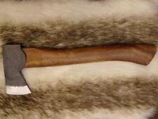 Axt High Carbon Stahl mit Scheide handgeschmiedet Wikinger #96