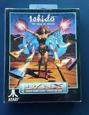 ISHIDO  Atari LYNX New Sealed Complete