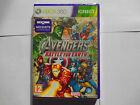 marvel the avengers battle for earth xbox360 xbox 360 neuf sous blister vf