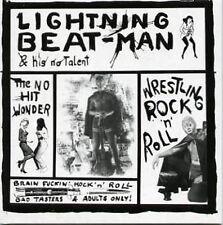 LIGHTNING BEAT MAN WRESTLING ROCK'n'ROLL VOODOO RHYTHM RECORDS VINYLE NEUF NEW