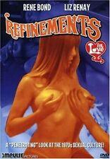 Refinements in Love DVD Rene Bond (Impulse/Synapse) OOP! *READ DETAILS*