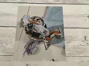 Pekka Rinne Signed Nashville Predators 8x10 Hockey Photo d