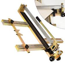 New Manual Tile Saw Machine Marble Wall Tile Floor Tile Diamond Tiles Cutter80cm
