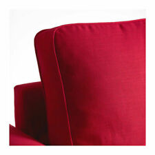 ) New Original IKEA Cover set for Backabro 3-seat sofa bed Nordvalla Red
