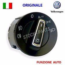 Devioluci ORIGINALE VW GOLF 7 VII MK7 POLO SCIROCCO interrutore pulsante luci