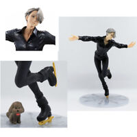Victor Nikiforov PVC Yuri On Ice Anime Action Figure Toys Collections Kids Gifts