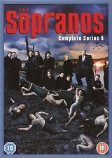 The Sopranos Complete HBO Season 5 [DVD] James Gandolfini New and Sealed